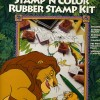 The Lion King Rubber Stamps - Packaging