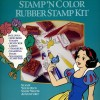 Snow White Rubber Stamps - Packaging
