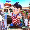Bob's Big Boy icon statue